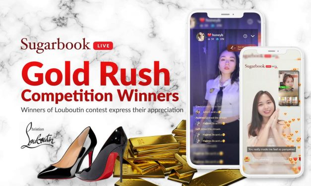 [VIDEO] Sugarbook Live Gold Rush Competition Winners